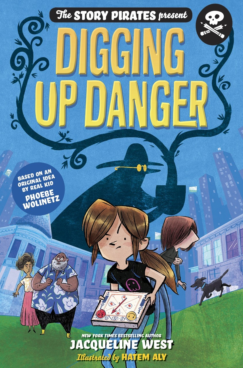 Digging Up Danger by Jacqueline West
