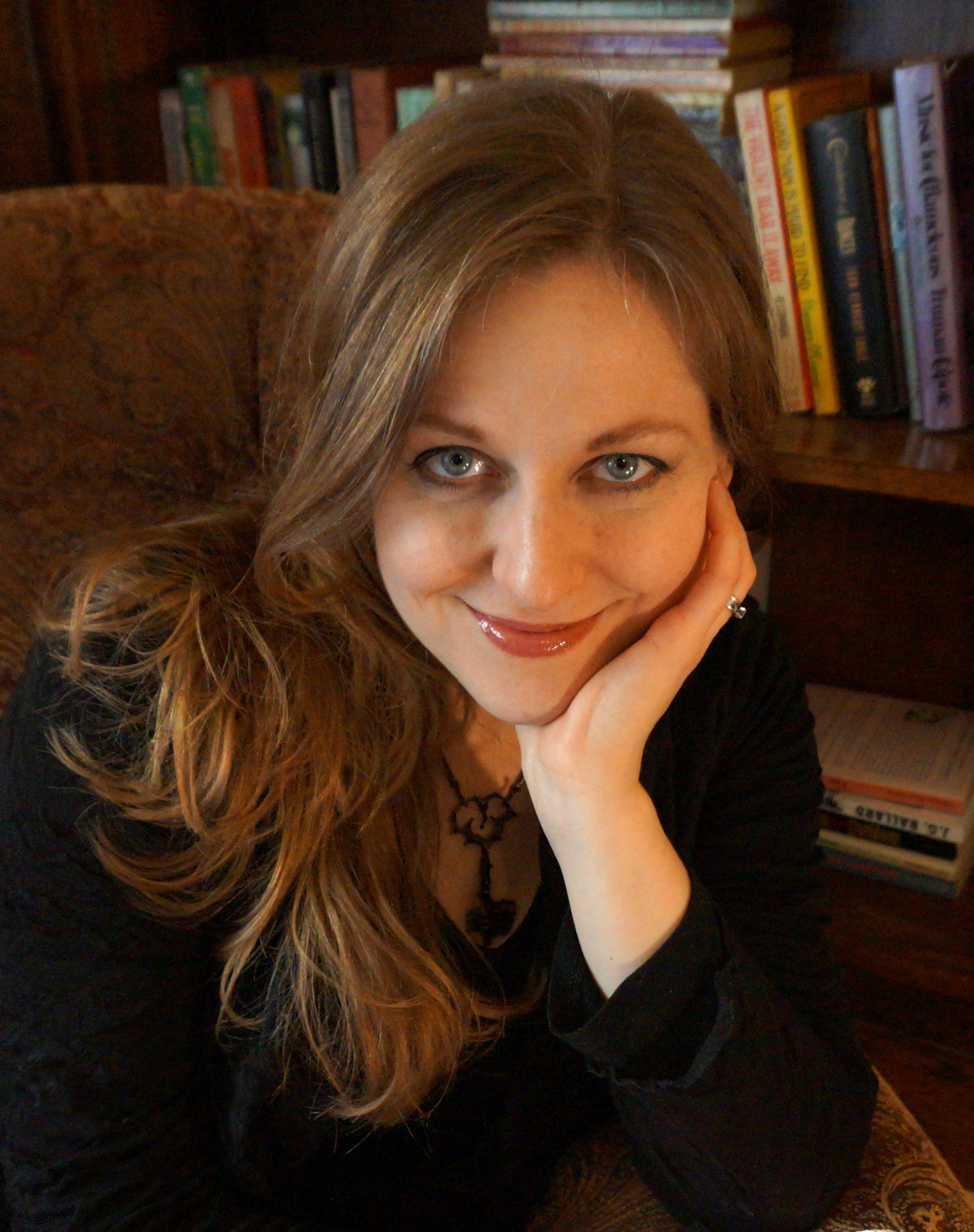 jacqueline west author of the books of elsewhere and dreamers often lie