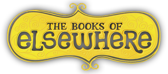 The Books of Elsewhere by Jacqueline West